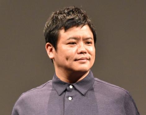 映画『FUNNY BUNNY』完成披露上映会舞台挨拶に出席した飯塚健監督 (C)ORICON NewS inc.