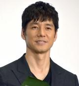 映画『奥様は、取り扱い注意』大ヒット御礼舞台あいさつに登壇した西島秀俊 (C)ORICON NewS inc.