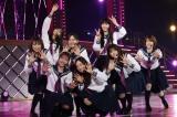 オープニング4曲はセーラー服衣装で=『乃木坂46 9th YEAR BIRTHDAY LIVE 〜1期生ライブ〜』