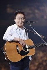 「みんなのうた60」記念ソングを担当した小田和正