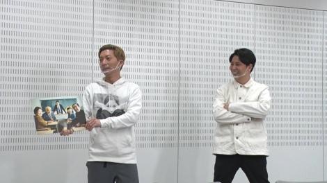 枠昇格初回の『かまいガチ』に出演することになったニューヨーク (C)テレビ朝日