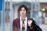 ABEMA4月新ドラマ『ブラックシンデレラ』に出演する神尾楓珠(C)AbemaTV,Inc.