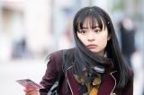 ABEMA4月新ドラマ『ブラックシンデレラ』に出演する莉子(C)AbemaTV,Inc.