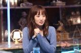 2日放送のバラエティー『人志松本の酒のツマミになる話』に出演する夏菜(C)フジテレビ