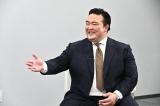 『観戦中!マスターズトークライブ(チャンネル1)』に出演する荒磯親方 (C)TBS