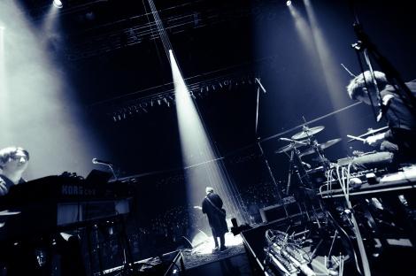 2ndアルバム『Note』リリースイベント&ファンクラブ限定ライブツアーを完遂した錦戸亮 撮影:田中聖太郎