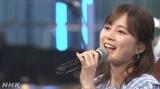 『サウンド・オブ・ミュージック』から「MY FAVORITE THINGS」を歌う生田絵梨花(C)NHK