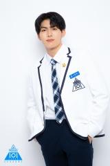 『PRODUCE 101 JAPAN SEASON2』練習生・上田将人