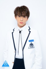『PRODUCE 101 JAPAN SEASON2』練習生・森井洸陽