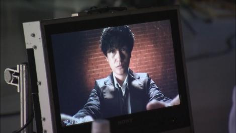 テレビ朝日『あのときキスしておけば』のティザーPRのメイキング動画が公開 井浦新(C)テレビ朝日