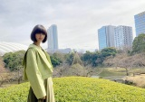 10日放送の「小石川後楽園×シシド・カフカ」 (C)テレビ東京