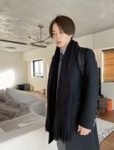 桃の夫「しょうくん」のスーツ姿(写真は桃のオフィシャルブログより)