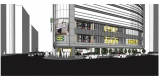 都心型店舗3号店となるIKEA新宿(イメージ)