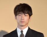 初主演ドラマの劇場版公開に感慨の思いを語った坂口健太郎 (C)ORICON NewS inc.