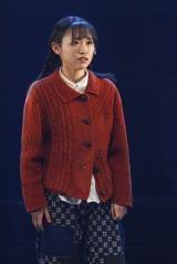 舞台『フラガール−dance for smile−』の公開ゲネプロに出席した山内瑞葵