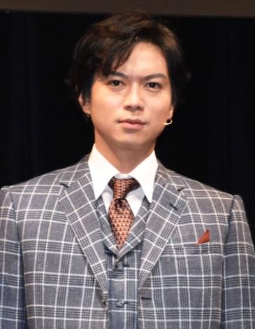 舞台『モダンボーイズ』に出演する加藤シゲアキ (C)ORICON NewS inc.