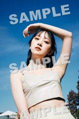 堀未央奈 1st フォトブック『いつのまにか』通常版・限定ポストカード「SHIBUYA TSUTAYA 店頭/オンライン」