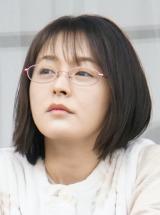 テレビ東京系新ドラマ『珈琲いかがでしょう』第1話にゲスト出演する貫地谷しほり(C)「珈琲いかがでしょう」製作委員会