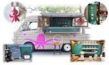 移動珈琲トラック「たこカー」が公開 (C)「珈琲いかがでしょう」製作委員会