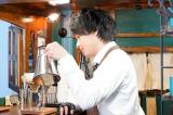 素敵な移動珈琲屋さん・青山を演じる中村倫也=テレビ東京系ドラマプレミア23『珈琲いかがでしょう』(4月5日スタート) (C)「珈琲いかがでしょう」製作委員会