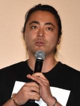 映画『ゾッキ』公開記念舞台あいさつに登壇した山田孝之 (C)ORICON NewS inc.