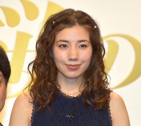 テレビ朝日系ドラマ『桜の塔』の制作会見に出席した仲里依紗 (C)ORICON NewS inc.