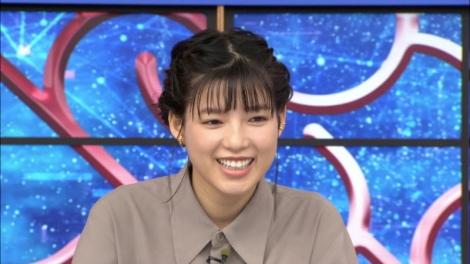 5日放送の『クイズ!THE違和感』に出演する石井杏奈 (C)TBS