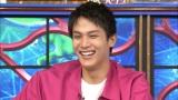 5日放送の『クイズ!THE違和感』に出演する中川大志 (C)TBS
