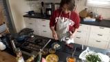 『セブンルール』(カンテレ・フジテレビ系)で食育インストラクター・和田明日香に密着(C)カンテレ