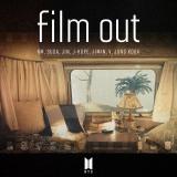 BTS「Film out」(ユニバーサル ミュージック/4月2日配信開始)