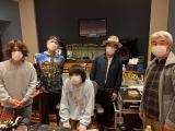新作ジングルを制作したクリープハイプ、『ショウアップナイター』で実況を担当するニッポン放送の煙山光紀アナ