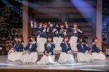 乃木坂46から4期生メンバーが「Out of the blue」を披露=NHK総合の音楽番組『シブヤノオト』4月3日の生放送より(C)NHK