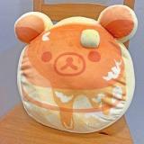 『【リラックマ】もちもちパンケーキクッション』