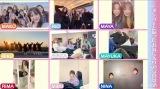 ABEMA特別番組『NiziU Picture』で公開されたNiziUがメンバーと撮ったお気に入り写真(C)AbemaTV,Inc.