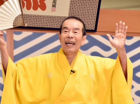 『笑点』100年計画を明かした林家木久扇 =『笑点放送55周年特別記念展』オープニングセレモニー(C)ORICON NewS inc.(C)NTV