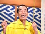『笑点放送55周年特別記念展』オープニングセレモニーに来場した林家木久扇 (C)ORICON NewS inc.(C)NTV