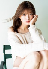 『ヤングジャンプ』19号表紙を飾る工藤美桜 (C)HIROKAZU/集英社