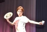 『「明治プロビオヨーグルトLG21」発売21周年記念イベント』に参加した高橋真麻 (C)ORICON NewS inc.