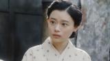 芝居をする千代(杉咲花)=連続テレビ小説『おちょやん』第18週・第90回より (C)NHK