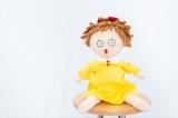 人形・みちゅこ=ドラマ『結婚できないにはワケがある。』 (C)ABCテレビ
