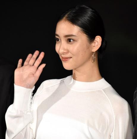 映画『るろうに剣心 最終章 The Final』IMAX公開イベントに登壇した武井咲 (C)ORICON NewS inc.