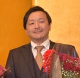 『第42回 吉川英治文学新人賞』贈呈式に出席した今村翔吾(C)ORICON NewS inc.