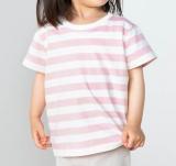 インド綿天竺編みTシャツ(ベビー・キッズ) 490円 → 390円(3月15日より)