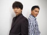 心臓外科のスーパードクター、人格者として慕われてきた明田光男を演じる山崎育三郎(左) (C)ORICON NewS inc.