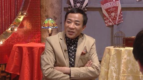 11日放送日本テレビのサンバリュ枠『MEKURE』に出演するナイツ塙 (C)日本テレビ