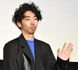 映画『BLUE/ブルー』公開記念舞台あいさつに登壇した柄本時生 (C)ORICON NewS inc.