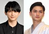 NHK総合で放送された『土曜スタジオパーク』に生出演した(左から)吉沢亮、高良健吾 (C)ORICON NewS inc.