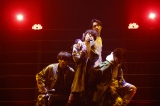 "『Amuse Presents SUPER HANDSOME LIVE 2021 ""OVER THE RAINBOW""』初日昼公演のシャッフルユニットは石賀、兵頭、藤原、松岡による「Secret Kiss」"