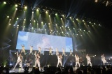 """「New Beginning」=『Amuse Presents SUPER HANDSOME LIVE 2021 """"OVER THE RAINBOW""""』より"""