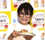 自宅で米を1.5升炊くというギャル曽根 (C)ORICON NewS inc.